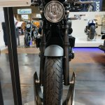 2015 Yamaha XJR1300 front view at INTERMOT 2014