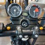 2015 Yamaha XJR1300 instrument cluster at INTERMOT 2014
