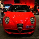 Alfa Romeo MiTo Quadrifoglio Verde at the 2014 Paris Motor Show