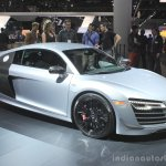 Audi R8 Competition front three quarters at the 2014 Los Angeles Auto Show