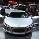 Audi R8 Competition front view at the 2014 Los Angeles Auto Show