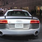 Audi R8 Competition rear at the 2014 Los Angeles Auto Show