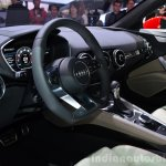 Audi TT Sportback concept Virtual Cockpit 2 at the 2014 Paris Motor Show
