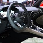 Audi TT Sportback concept Virtual Cockpit 3 at the 2014 Paris Motor Show