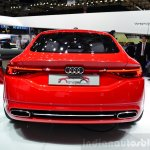 Audi TT Sportback concept right at the 2014 Paris Motor Show