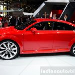 Audi TT Sportback concept side at the 2014 Paris Motor Show