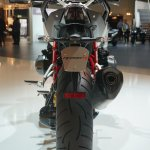 BMW R 1200 R taillamp at the INTERMOT 2014