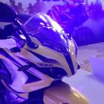 Bajaj Pulsar 200 SS fully revealed fairing