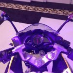 Bajaj Pulsar 200 SS fully revealed instrument console