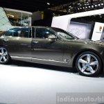Bentley Mulsanne Speed front three quarters view