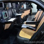 Bentley Mulsanne Speed screen at the 2014 Paris Motor Show