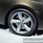 Bentley Mulsanne Speed wheel at the 2014 Paris Motor Show