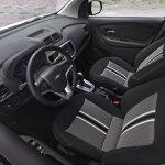 Chevrolet Spin Activ for Brazil dashboard