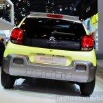 Citroen C1 Urban Ride concept rear at the 2014 Paris Motor Show