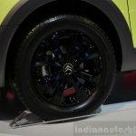 Citroen C1 Urban Ride concept wheel at the 2014 Paris Motor Show