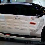 Citroen Cactus Airflow 2L Concept Airbump at the 2014 Paris Motor Show