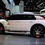 Citroen Cactus Airflow 2L Concept side view at the 2014 Paris Motor Show