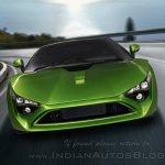 DC Avanti green front Brochure