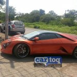 DC Avanti orange spied