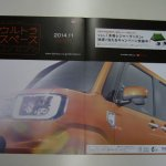 Daihatsu 1BOX headlight leaked