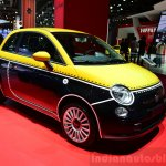 Fiat 500 Comics Edition at the 2014 Paris Motor Show