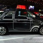 Fiat 500 Rod Arad Edition profile at the 2014 Paris Motor Show