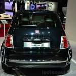Fiat 500 Rod Arad Edition rear at the 2014 Paris Motor Show