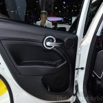 Fiat 500X door trim at the 2014 Paris Motor Show