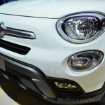 Fiat 500X foglamp at the 2014 Paris Motor Show