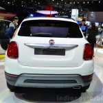 Fiat 500X rear at the 2014 Paris Motor Show