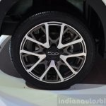 Fiat 500X wheel at the 2014 Paris Motor Show