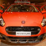 Fiat Avventura front launch