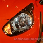 Fiat Avventura headlight launch