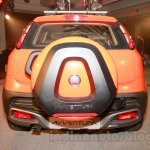 Fiat Avventura rear image launch