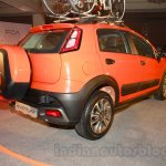Fiat Avventura rear quarter launch