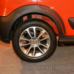 Fiat Avventura wheel launch