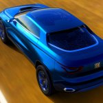 Fiat FCC4 Concept top view