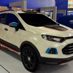 Ford EcoSport Beast Concept at the 2014 Sao Paulo Motor Show