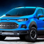 Ford EcoSport Strom Concept at the 2014 Sao Paulo Motor Show