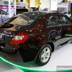 Geely Emgrand7 at the 2014 Colombo Motor Show Sri Lanka