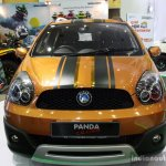Geely Panda Cross front at the 2014 Colombo Motor Show Sri Lanka