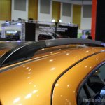 Geely Panda Cross roof rail at the 2014 Colombo Motor Show Sri Lanka