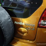Geely Panda Cross taillight at the 2014 Colombo Motor Show Sri Lanka
