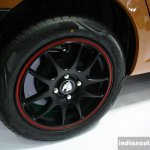 Geely Panda Cross wheel at the 2014 Colombo Motor Show Sri Lanka