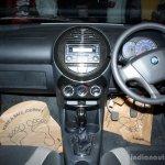 Geely Panda cross interior at the 2014 Colombo Motor Show Sri Lanka