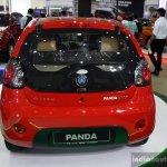 Geely Panda rear at the 2014 Colombo Motor Show Sri Lanka