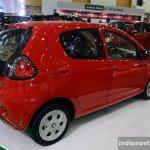 Geely Panda rear three quarter at the 2014 Colombo Motor Show Sri Lanka