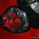 Geely Panda taillight at the 2014 Colombo Motor Show Sri Lanka