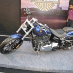 Harley Davidson Breakout India launch