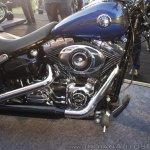 Harley Davidson Breakout engine